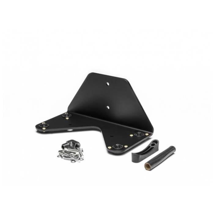 AccuAir // Mounting Bracket and Hardware for (1) Viair 480C