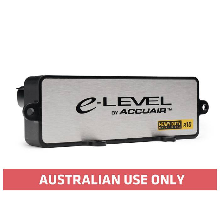 AccuAir // e-Level ECU (Australia)