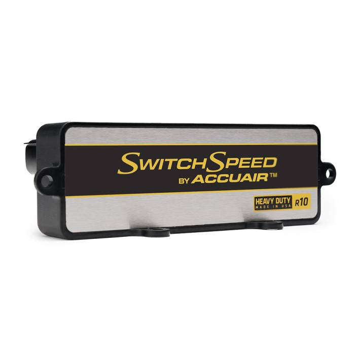 AccuAir // SwitchSpeed ECU
