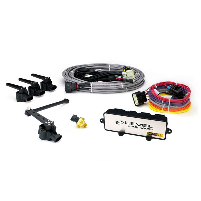 AccuAir // e-level Control Systems (Leveling)