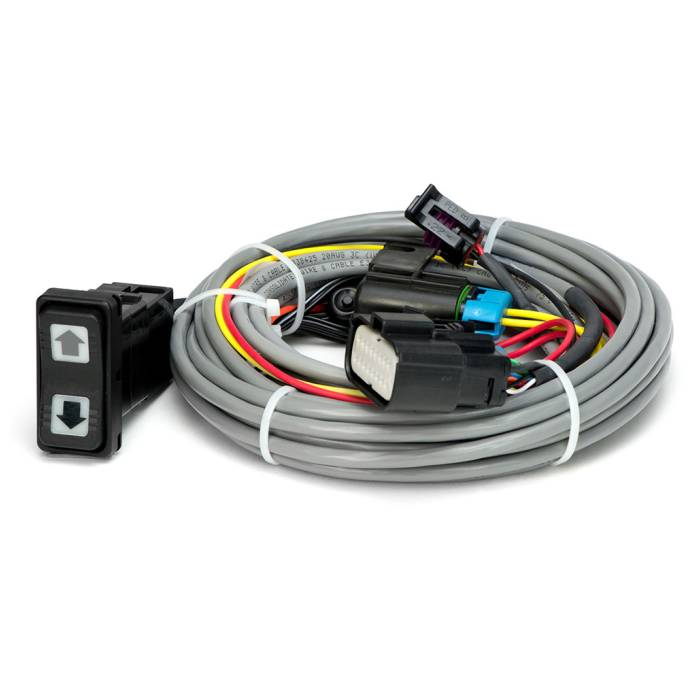 AccuAir // e-Level Main Harness (Rocker Switch)