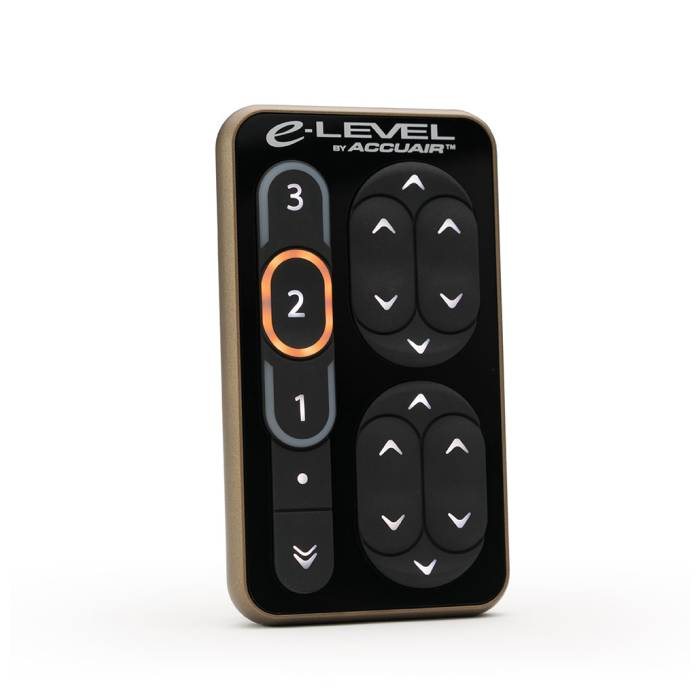 AccuAir // Touchpad Controller for eLevel (Bronze Cerakote)